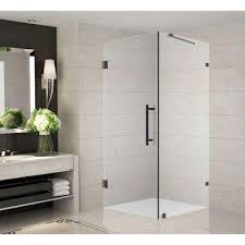 34 Shower Door 34 Corner Shower Doors Shower Doors The Home Depot