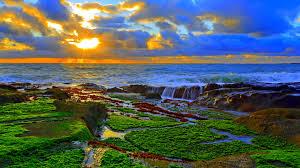 Oregon landscapes images Sea oregon landscapes horizon usa sunset scenery iphone wallpaper jpg