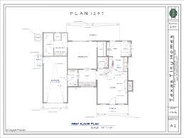 floor plan for small houses texas tiny homes plan 1297