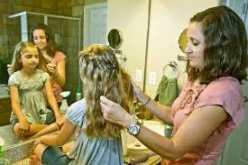 utah county family gains youtube hairdo fame the salt lake tribune