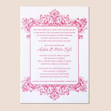 2nd baby shower upscale baby shower invitations party xyz