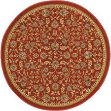 Round Woven Rugs Oriental Machine Washable Area Rugs Rugs The Home Depot