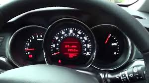 kia cee u0027d 2014 mk2 turn off passenger airbag for child seat youtube