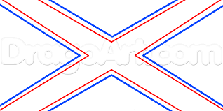 Confederate Flag Clip Art Drawn Flag The Rebel Flag Pencil And In Color Drawn Flag The