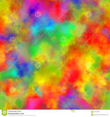 Color Spectrum Abstract Colorful Smoke Multicolor Clouds Rainbow Cloudy Pattern