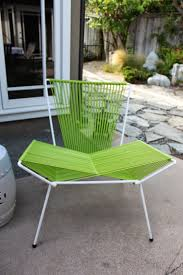 Vintage Tropitone Patio Furniture - spiffing up a mid century modern patio mid century modern remodel