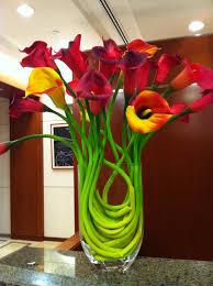 office floral arrangements corporate floral design