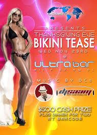 thanksgiving party flyer blog ultrabar dc nightclub bar u0026 lounge