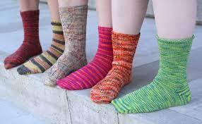 knitting pattern for socks using circular needles universal toe up sock formula wrap and turn instructions knitting