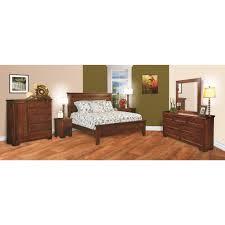 qw amish farmhouse 6pc bedroom set u2013 quality woods furniture