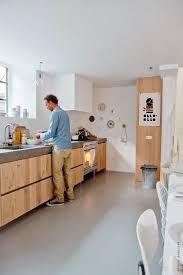sol pvc cuisine cuisine avec sol pvc gris kitchen