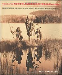 this day in american indian history events in the history