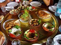 cuisine arabe wikipédia