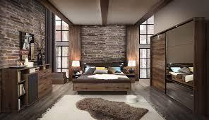 Schlafzimmer Braunes Bett Forte Jacky Schlafzimmer Eiche Mit Schrift Möbel Letz Ihr
