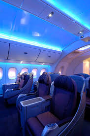 Boeing 787 Dreamliner Interior 787 Dreamliner Premium Club Thomson Airways Boeing 787