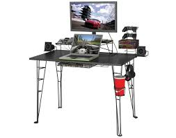 computer desk for gaming pc ideas home interior u0026 exterior