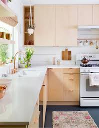 light oak cabinet kitchen ideas look 40 light wood kitchens we house home