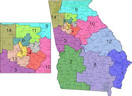 Seattle Districts Map by Nearly Every Southern State Could Have Drawn Another Congressional