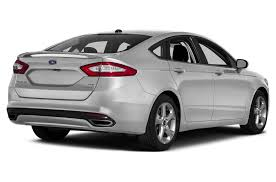 2016 ford fusion price photos reviews u0026 features