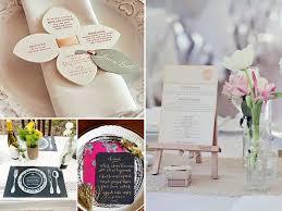 id e original mariage menu mariage original le mariage