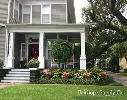 Houses With Porches Front Porch Ferns Leslie Anne Tarabella
