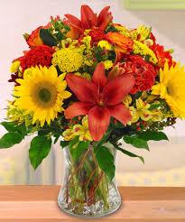 Fall Flowers Fall Flowers Treat Bouquet Julianne U0027s Floral Designs