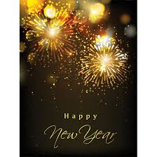 happy new years posters free vector vector happy new year fireworks template