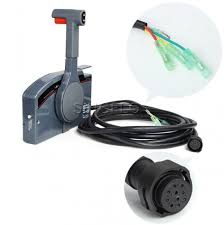 shop oem 703 side mount electric marine outboard remote control