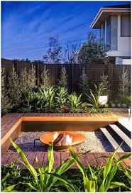 Rock Patio Design Backyards Modern Patio Garden Designs Ideas For Small Gardens