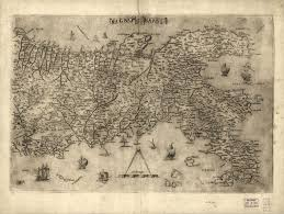 Napoli Map by Maps Bay Of Naples