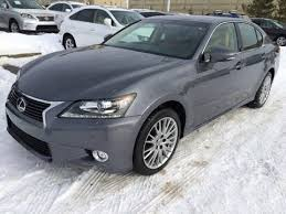 lexus es awd 2015 lexus gs 350 awd grey on flaxen luxury package review