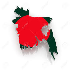 Map Of Bangladesh Map Of Bangladesh 3d Stock Photo Picture And Royalty Free Image