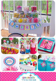 Birthday Candy Buffet Ideas by 250 Best Candy Theme Party Images On Pinterest Candy Land