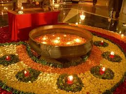 Home Decoration In Diwali Happy Diwali Home Decoration With Flowers Diya Cool Status