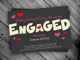Betrothal Invitation Cards Engagement Party Printable Invitation
