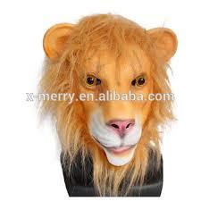 lion mask x merry lion mask 2017 new design hot sale carnival