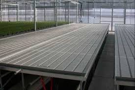 Metal Greenhouse Benches Ebb And Flow Bench 2 Benching Systems Pinterest Greenhouse