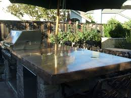 bathroom exciting quikrete countertop mix for outdoor kitchen design