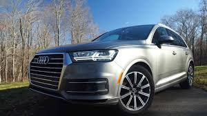 2017 audi q7 reviews ratings prices consumer reports