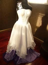 ivory and purple wedding dress weddingcafeny com