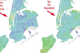 Zip Code Map New York by Mapping New York City U0027s Biggest Energy Guzzlers And Savers Curbed Ny