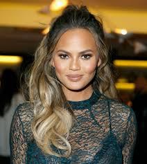 haircut 2016 female long hair chrissy teigen got khloe kardashian u0027s haircut glamour