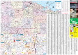 Map Toledo Ohio by Toledo U0026 Northwest Ohio Map