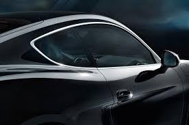 porsche cayman black edition 2016 porsche cayman black edition revealed