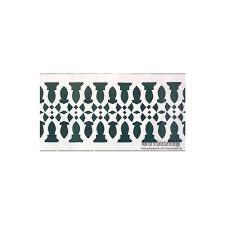 moorish waterline tile design moorish tiles