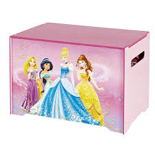 disney princess disney princess toy box by hellohome amazon co uk kitchen u0026 home