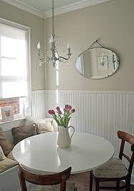 Best Beadboard Wainscoting And Molding Images On Pinterest - Beadboard dining room