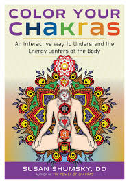 new page books first ever new page coloring book color your chakras
