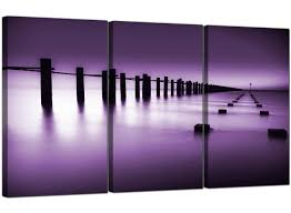 canvas room divider sea canvas art set of 3 for your dining room