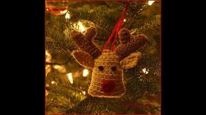 12 days of reindeer ornament